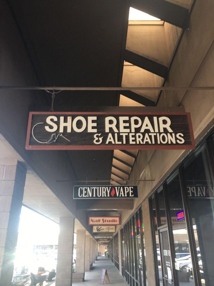 Ani S Shoe Repair Fresno