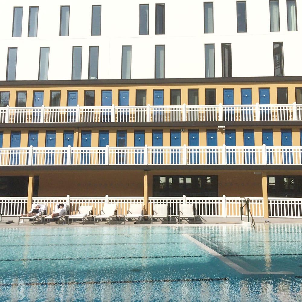 Molitor 68 photos piscine 13 rue nungesser et coli - 2 avenue de la porte molitor 75016 paris ...
