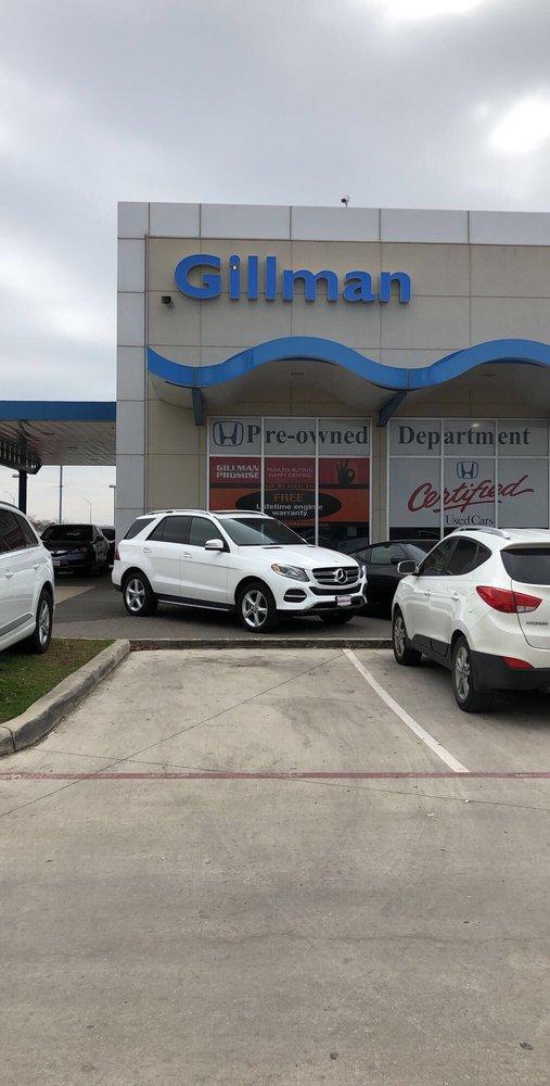 Gillman Honda Of San Antonio Service 30 Reviews Auto Repair