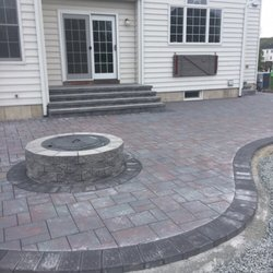 Photo Of AA1 Landscaping   Chester, NJ, United States. Patio Work With Steps