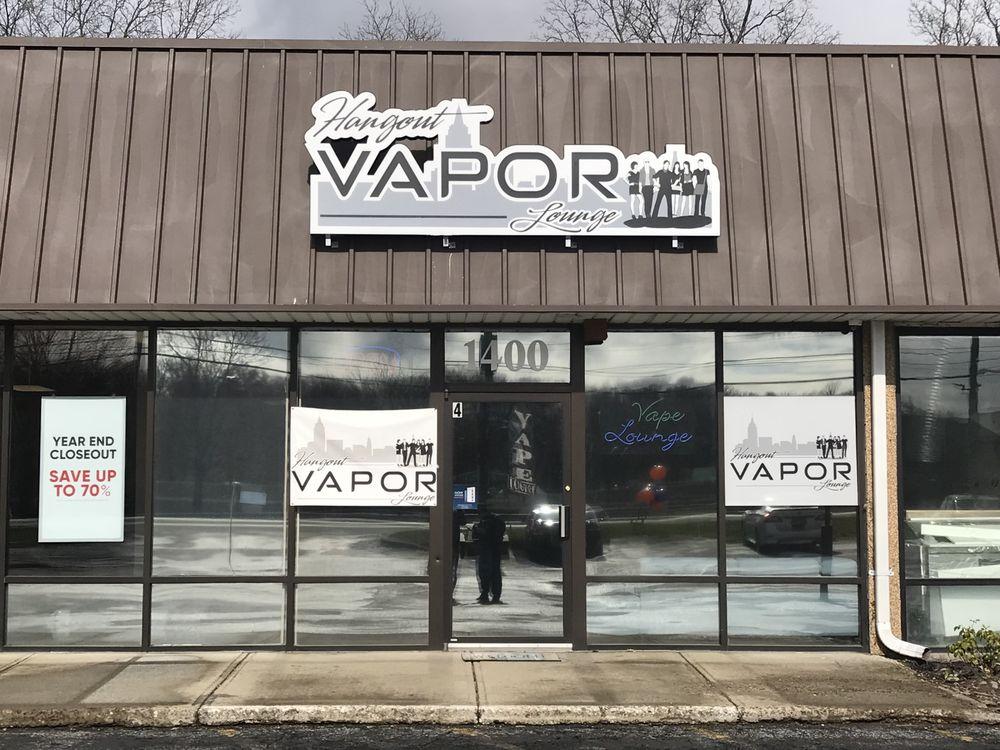 Hangout Vapor Lounge: 1400 Rte 300, Newburgh, NY