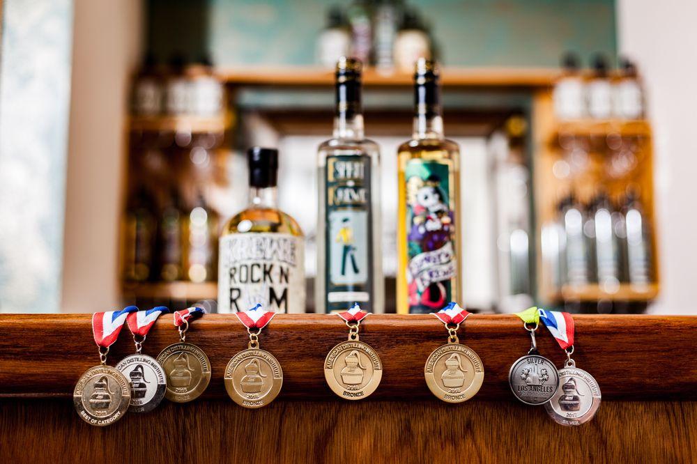 Rollins Distillery: 5680 Gulf Breeze Pkwy, Gulf Breeze, FL