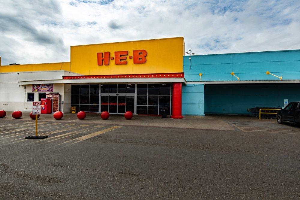 H-E-B: 1103 Morgan Blvd, Harlingen, TX