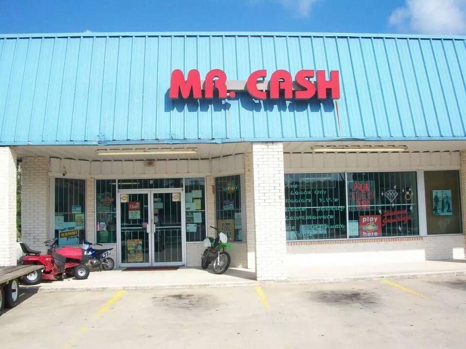 Mr Cash: 60 Butler Ave, Midway, GA