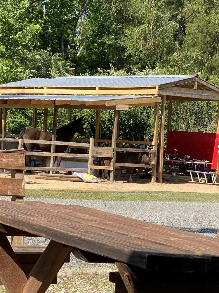 Hitchin Post Corral and Campground RV Park: 2492 Dilmore Rd, Cottondale, FL