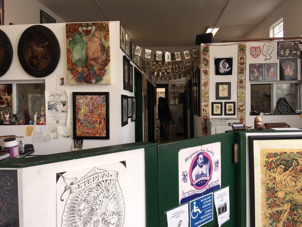 Tattoo City: 700 Lombard St, San Francisco, CA