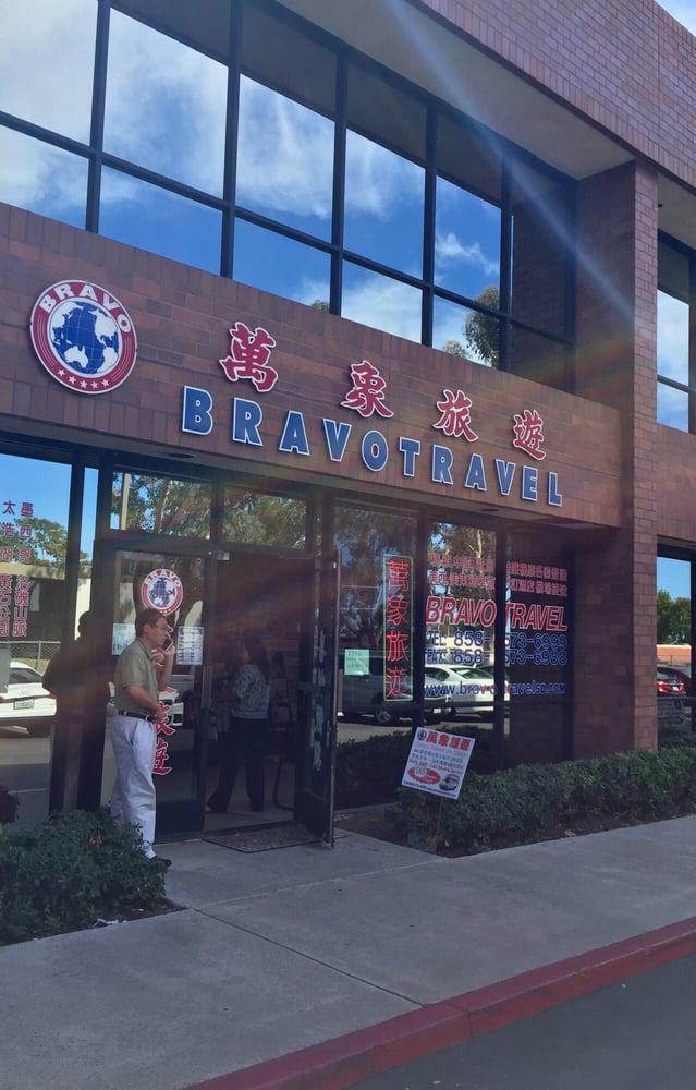 Bravo Travel San Diego: 7323 Convoy Ct, San Diego, CA