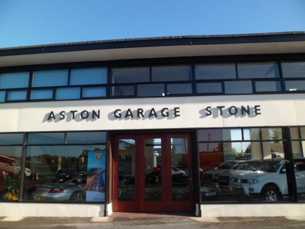Aston garage concessionari auto stafford road for 10 piani di garage per auto