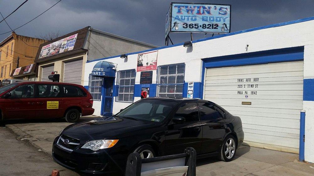 Twins Auto Body: 2525 S 72nd St, Philadelphia, PA