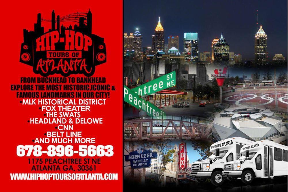 Hip Hop Tours Of Atlanta
