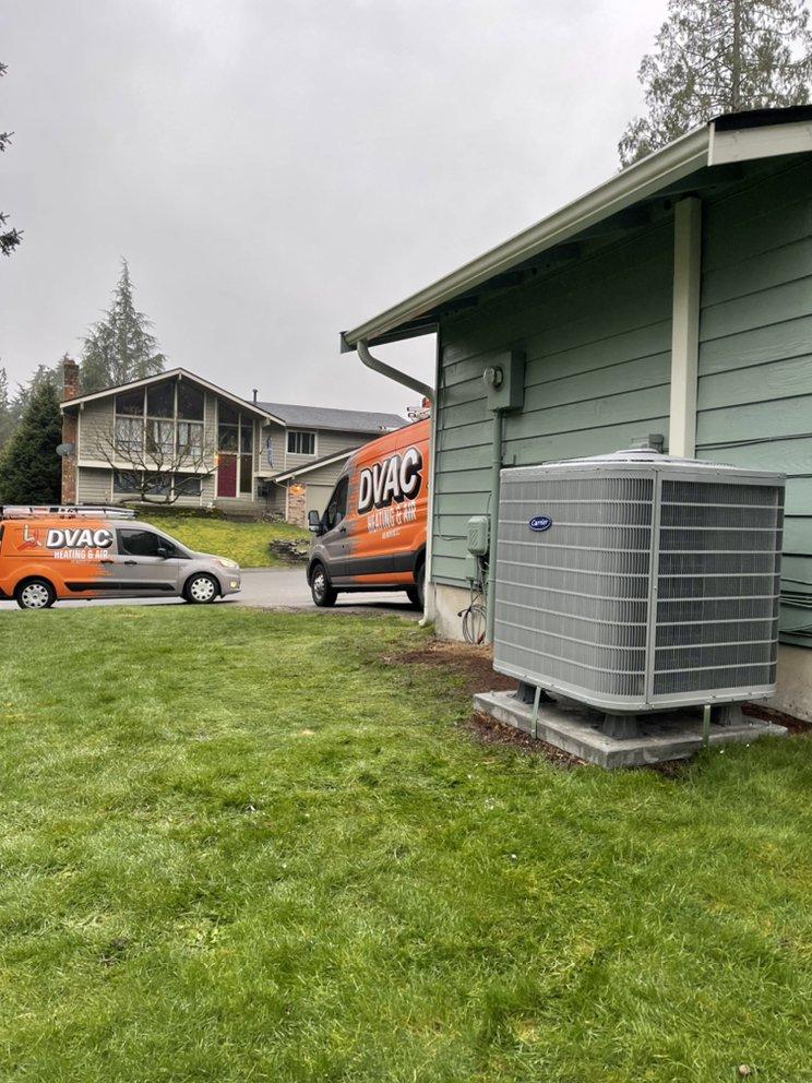 DVAC Heating & Air: 17901 Bothell-Everett Hwy, Bothell, WA