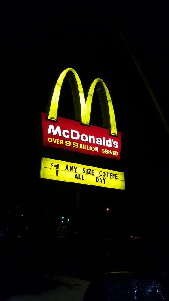 McDonald's: 700 W Main St, Arcade, NY