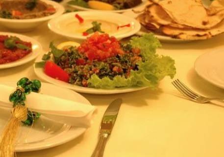 Plat yelp - La table libanaise la fourchette ...
