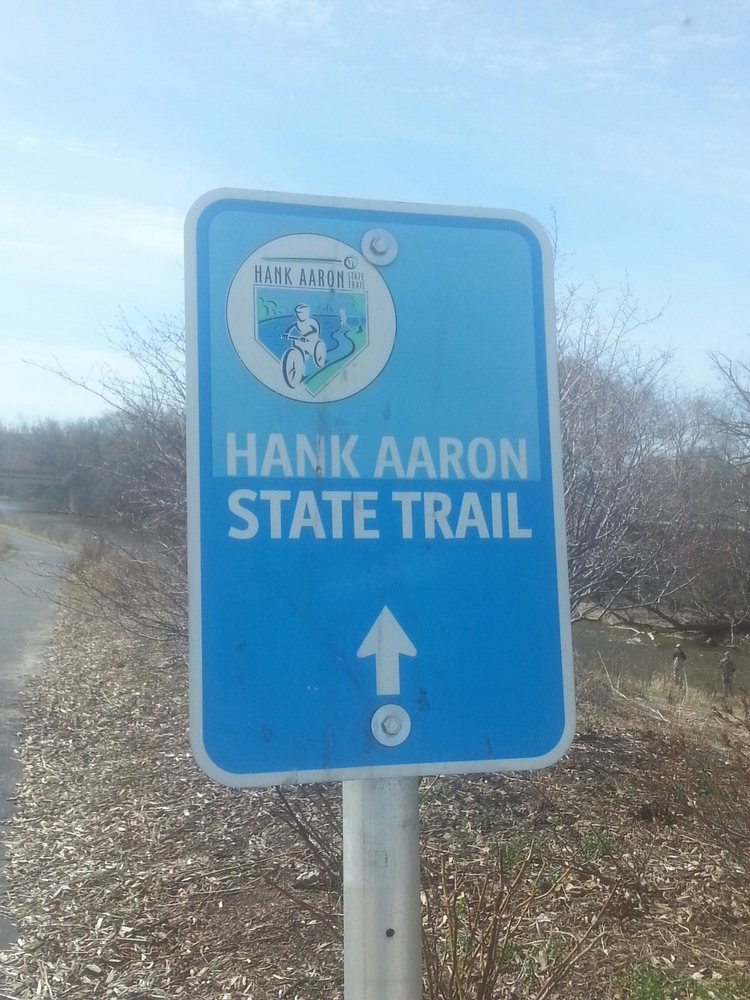 Hank Aaron State Trail