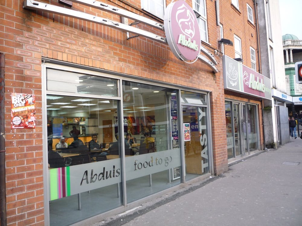 Indian Restaurants Oxford Road Manchester