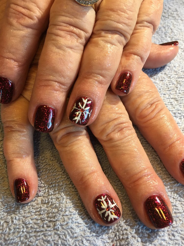 Hot Spot Nail Spa: 218 W Goodwin St, Prescott, AZ