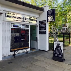 Launderette dry cleaning 14 reviews laundromat 264 st john photo of launderette dry cleaning london united kingdom the shop front has solutioingenieria Images