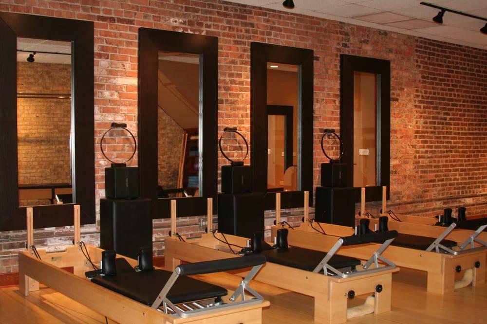 Sama Yoga and Wellness: 115 W Main St, West Dundee, IL