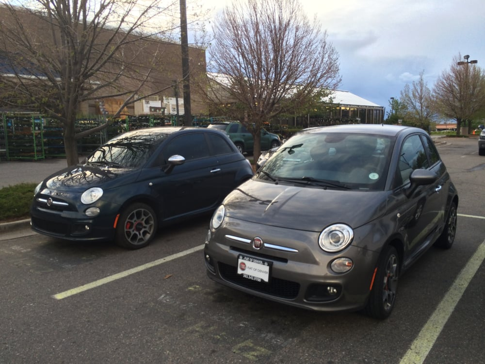 I my FIAT 500, thank you for a wonderful experience FIAT of ...