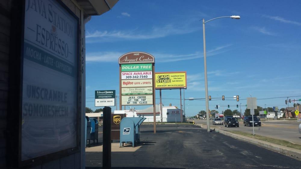Java Station: 1426 N Henderson St, Galesburg, IL