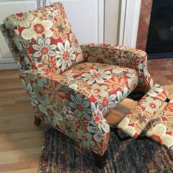 Sanderlin Upholstery Furniture Reupholstery 4202 Glenda Rd