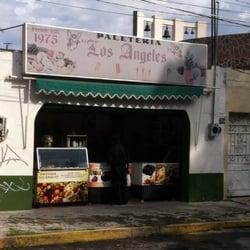 Paleteria Los Angeles Ice Cream Frozen Yogurt Privada 29 Sur