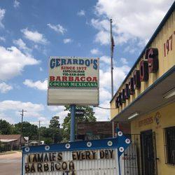 Photo Of Gerardo S Drive In Houston Tx United States Northside Clic