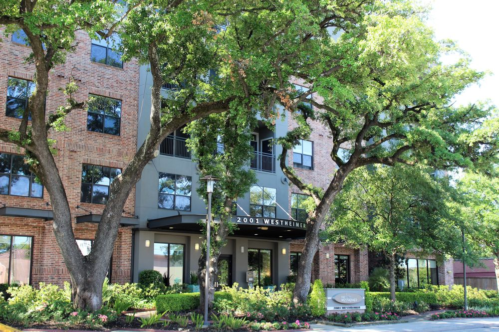 The Westheimer Apartments