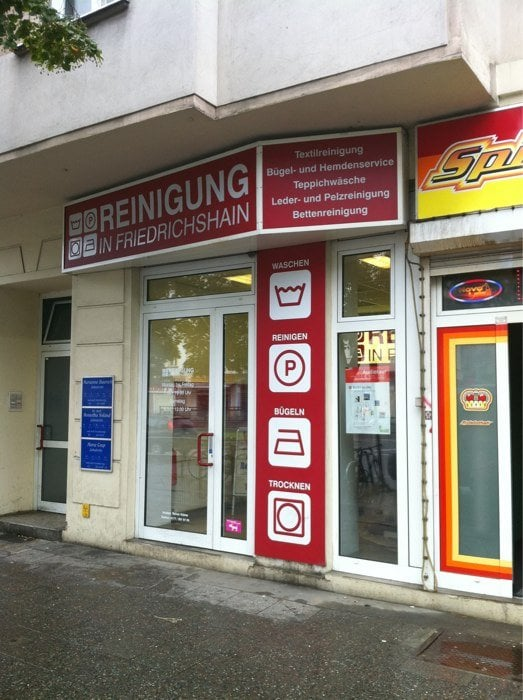 reinigung in friedrichshain 10 frankfurter allee 42 friedrichshain berlin. Black Bedroom Furniture Sets. Home Design Ideas