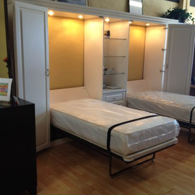 Photo Of Murphy Bed Sleep Shop   Hollywood, FL, United States. Wall Beds