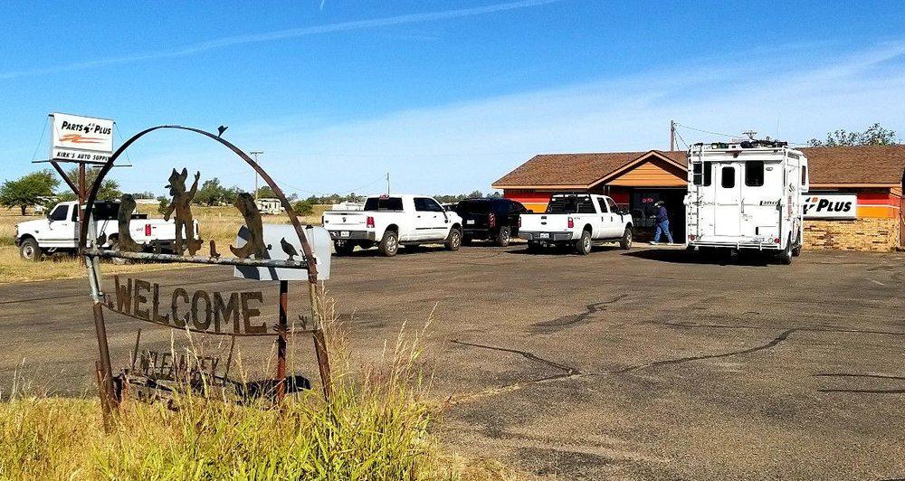 Kirk's Auto Supply: 13955 Interstate 40, McLean, TX