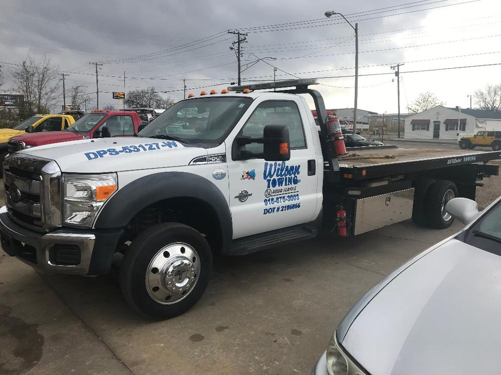 Wilson Towing: 3631 Towson Ave, Fort Smith, AR
