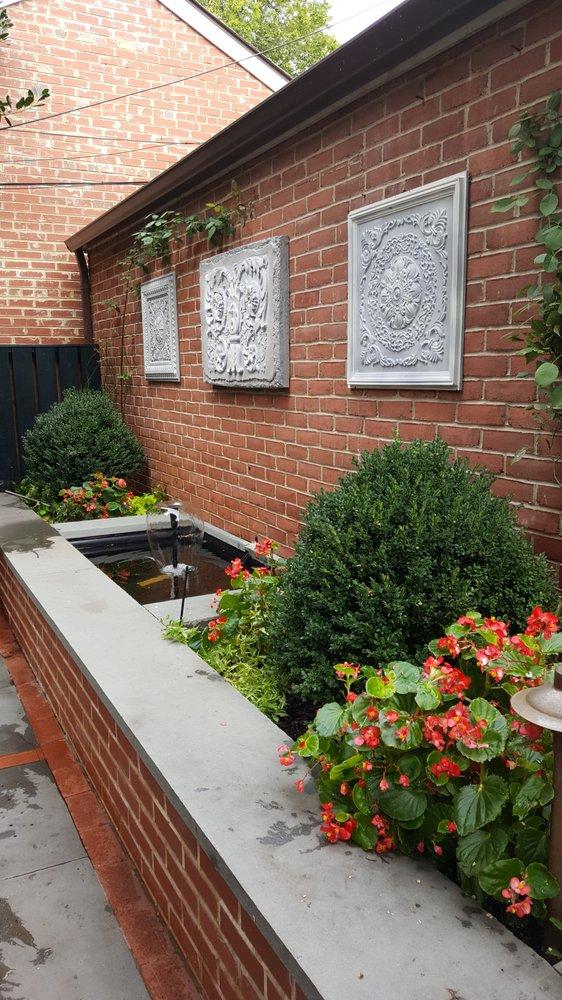 The Pampered Garden