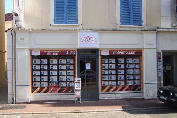 Solvimo agenzie immobiliari 188 rue paul doumer triel - Agenzie immobiliari francia ...