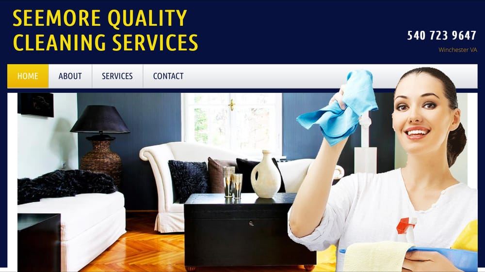 See More Quality Cleaning Services: Winchester, VA