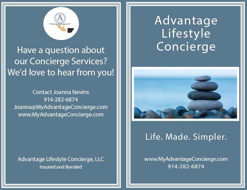 Advantage Lifestyle Concierge: Wilton, CT
