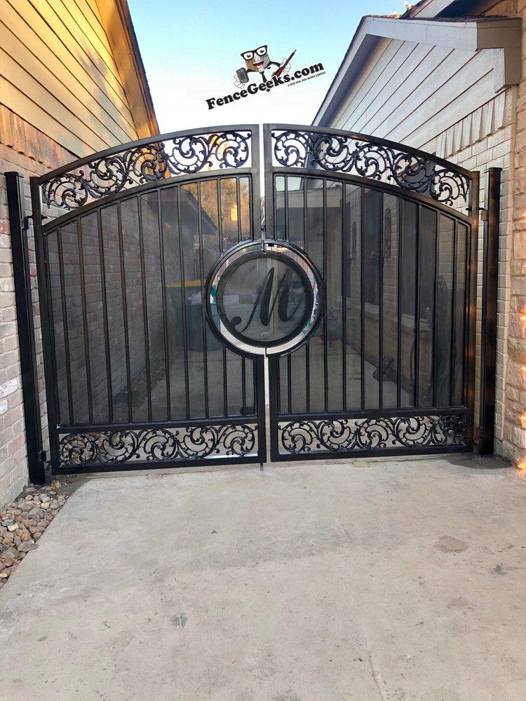 Fence Geeks: 6931 Windfern Rd, Houston, TX