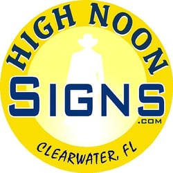 High Noon Signs logo