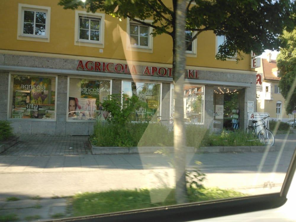 agricola apotheke apotheke agnes bernauer str 122 laim m nchen bayern telefonnummer yelp. Black Bedroom Furniture Sets. Home Design Ideas