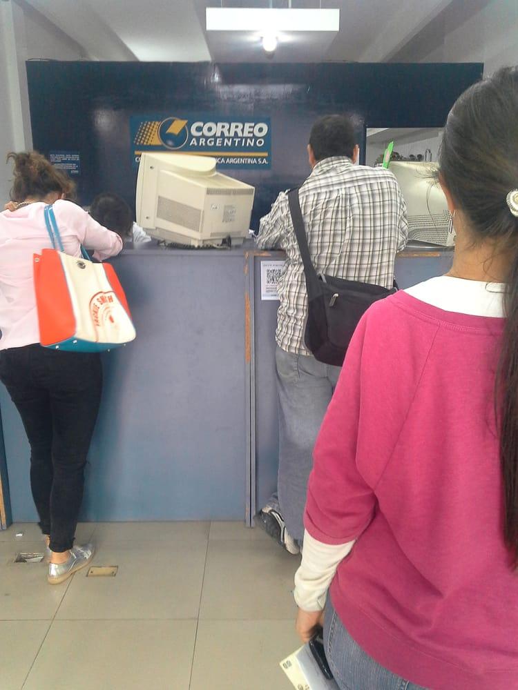 Correo argentino oficinas de correos av rafael n ez for Oficina de correos cordoba