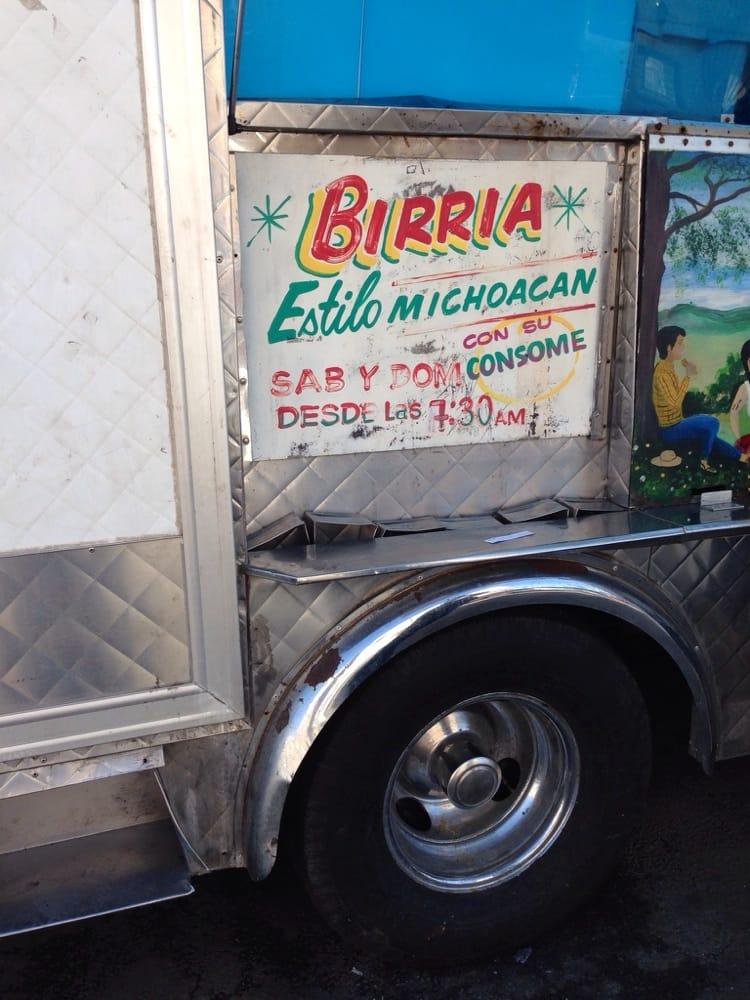 Tacos los Michoacanos: 3524 International Blvd, Oakland, CA