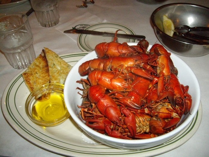 Jake's Famous Crawfish: 401 SW 12th Ave, Portland, OR