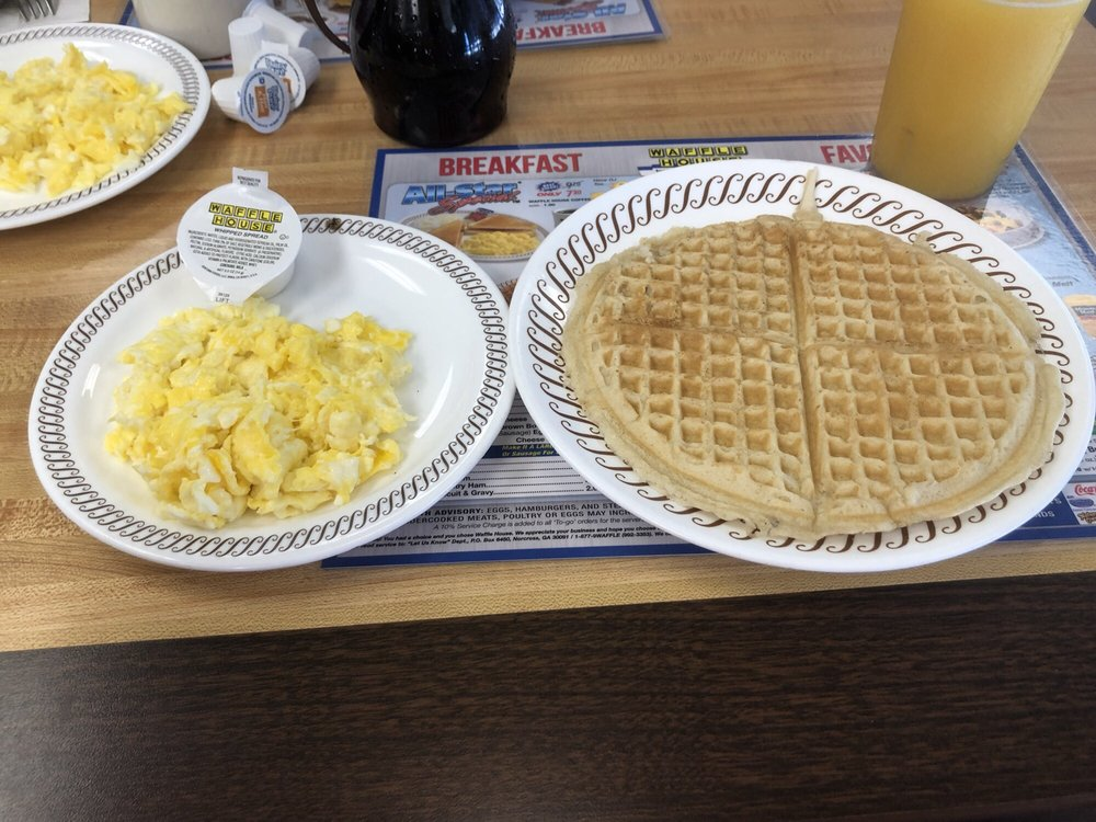 Waffle House: 1115 S Lewis St, Metter, GA