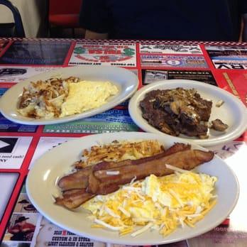 Breakfast Cafes In Tulsa