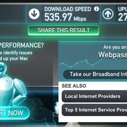 Best internet options in san jose