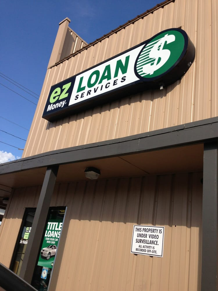 Ez Money Payday Loans