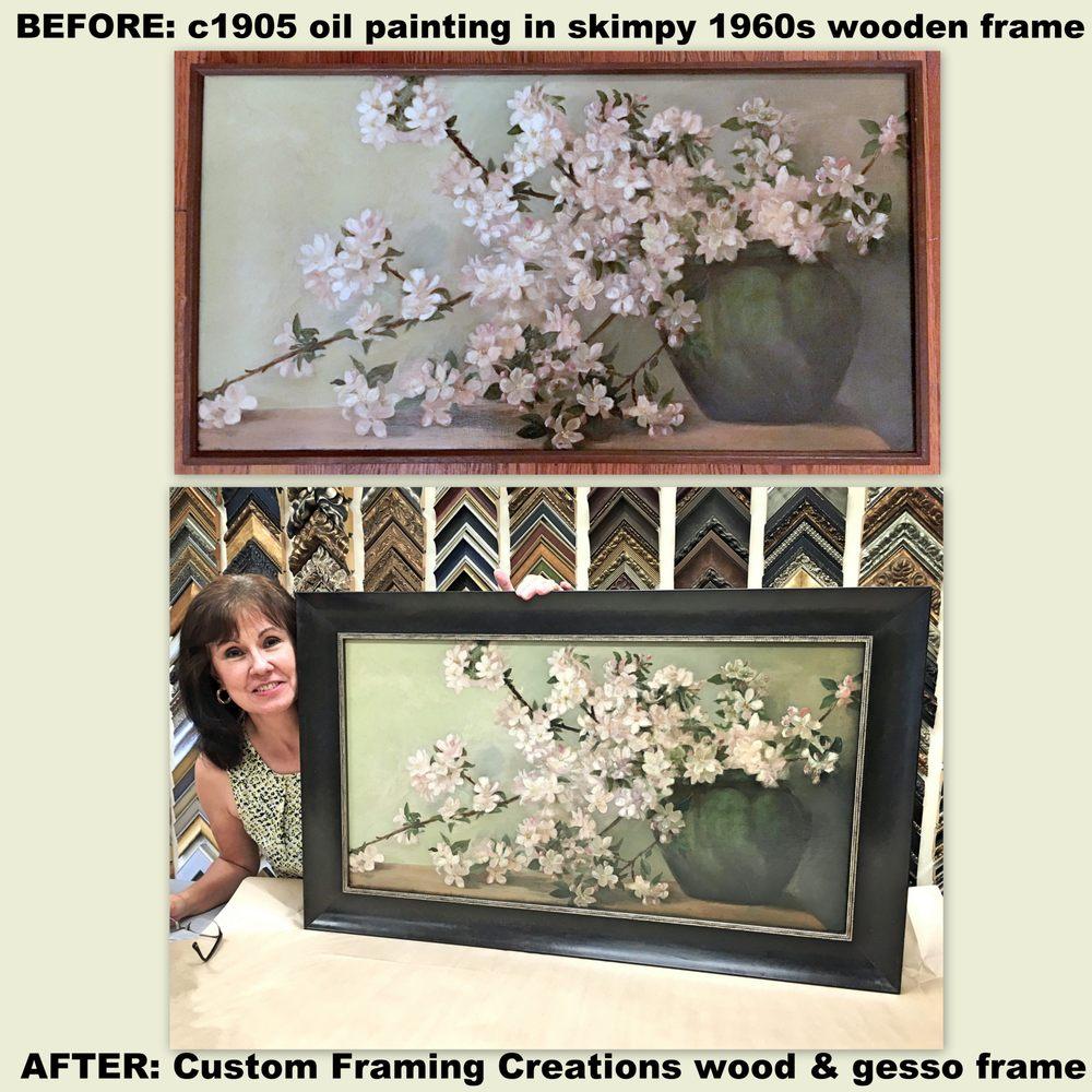 Framing Creations