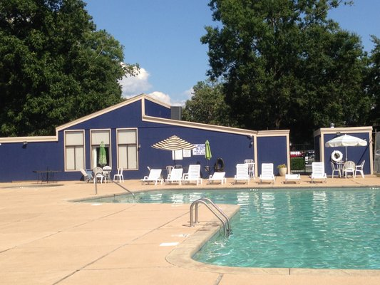 Photo Of Landmark Apartments Columbia Sc United States Social Center And Pool