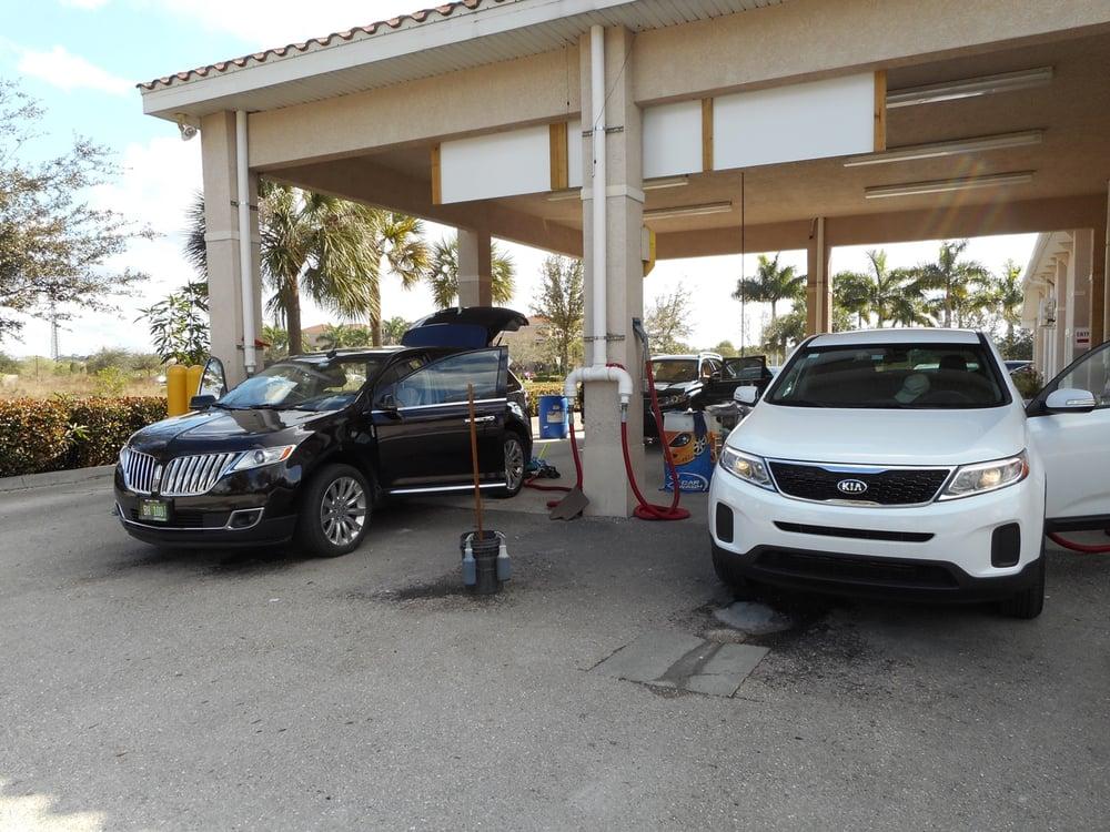 Classic Car Wash  Arcos Ave Estero Fl