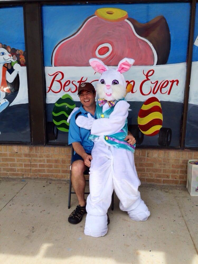 Easter Bunny Yelp